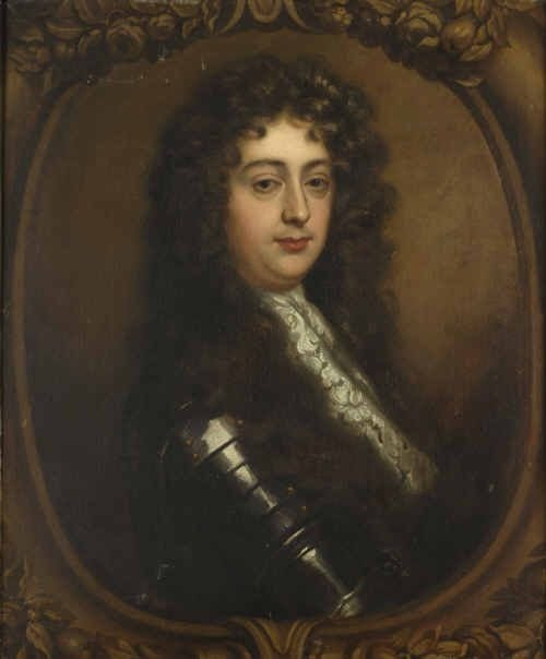 soldportrait of a gentleman c 1685 attributed to mary beale